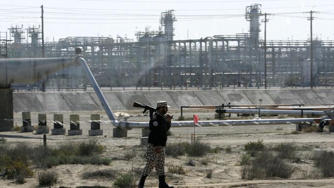 Energy security andgeopolitics