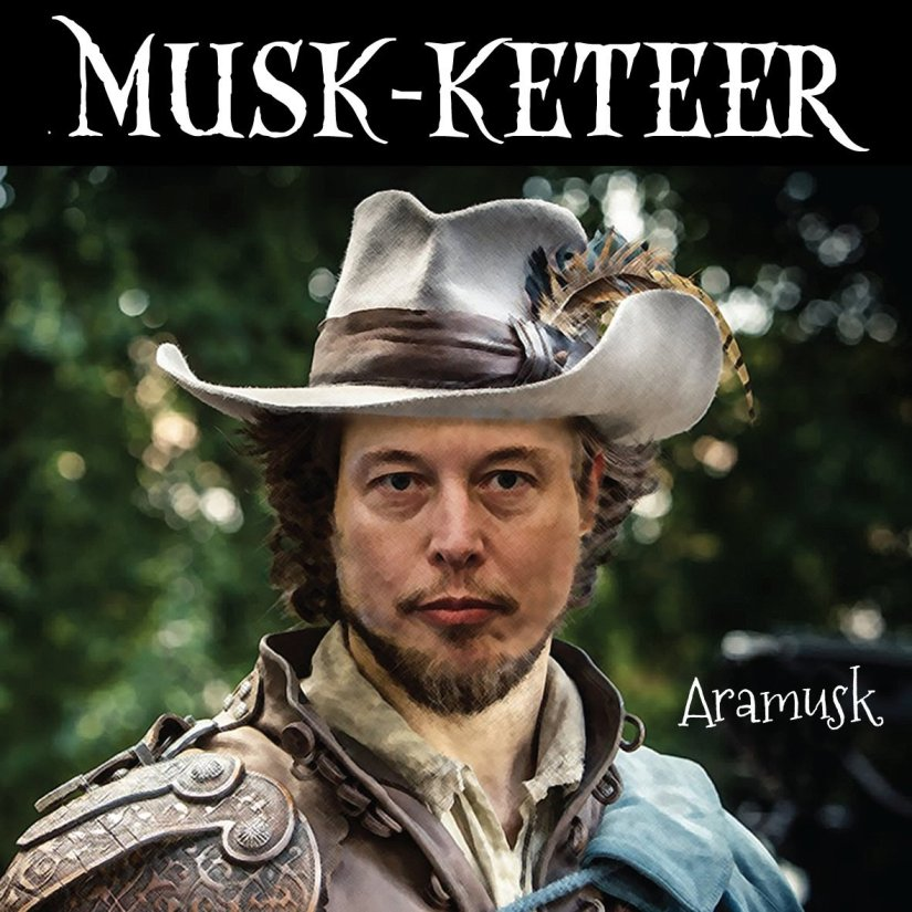 The Fourth Musk(eteer)